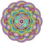 mandalacoloringpage